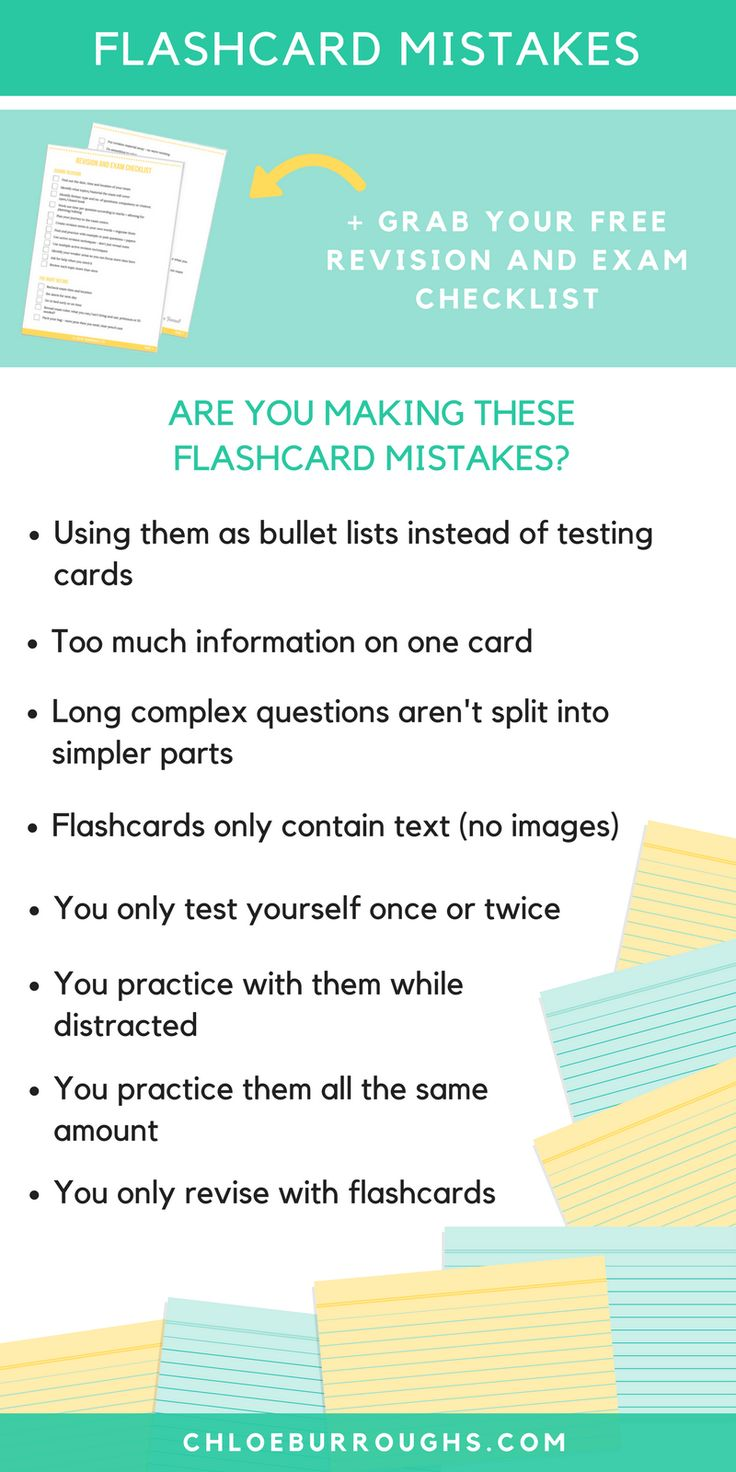 12 best Flashcards images on Pinterest | Study tips, Colleges and Gym