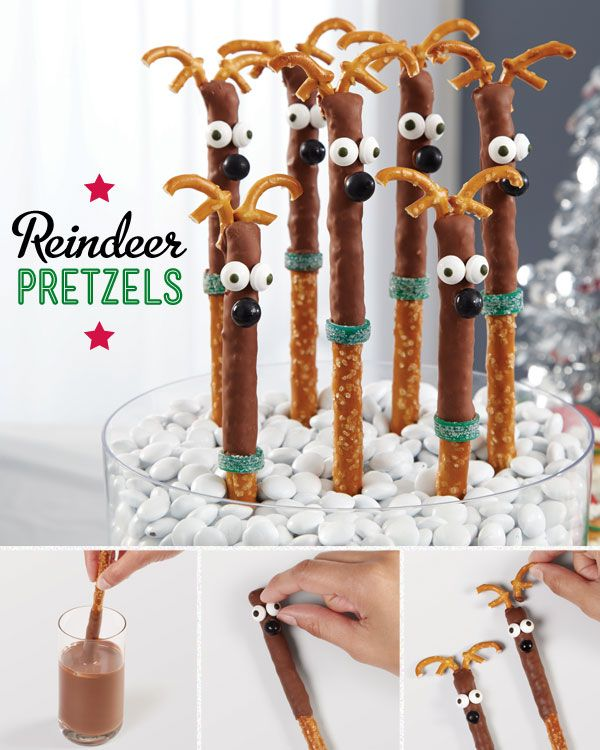 Bring reindeer to life for your sweet table! Get the how-to at @partycity