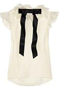 Prabal Gurung blouse - Outfit 250