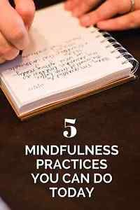 """I often hear people say things like, """"I want to start a meditation practice, but I don't have time"""" or """"I just can't sit still that long"""" and so on. But meditation doesn't have to be sitting still for..."""
