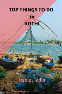 Top things to do in Kochi Kerala India