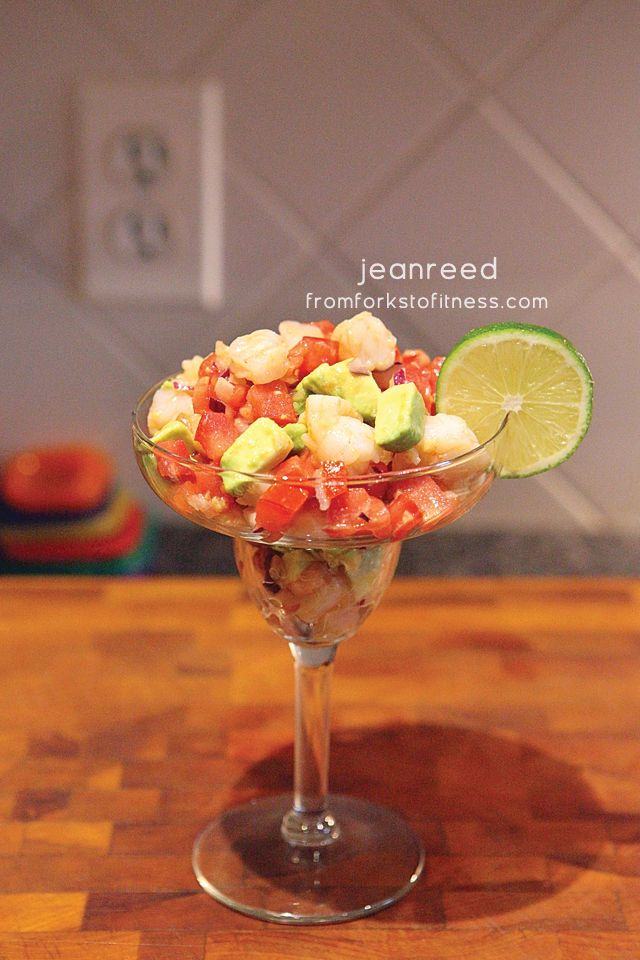 21 Day Fix: Shrimp Ceviche (1 Red, 1 Green, 1 Blue) // 21 Day Fix // fitness // fitspo // workout // motivation // exercise // Meal Prep // diet // nutrition // Inspiration // fitfood // fitfam // clean eating // recipe // recipes