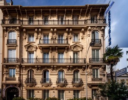 Maranatha Hôtels - Nice Excelsior - extérieur