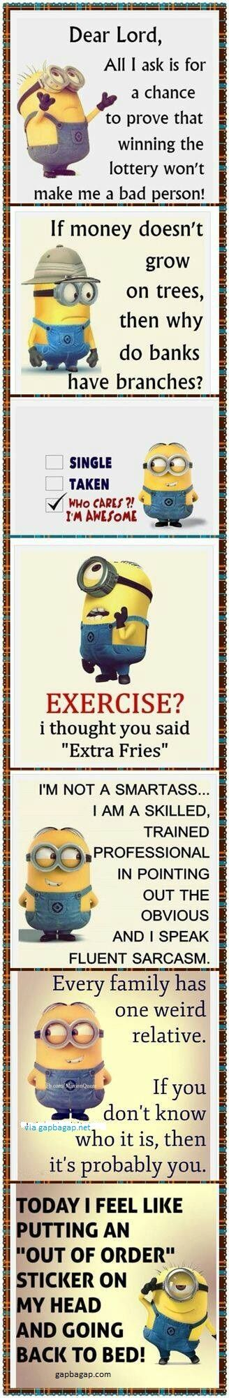 Top 7 Funniest Memes By The #Minions