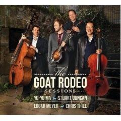 Yo-Yo Ma does bluegrass. Amazingly good.