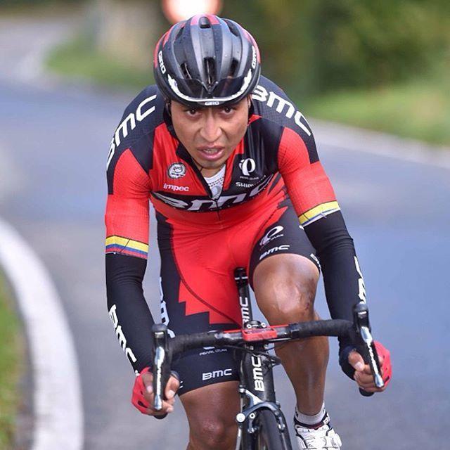 Tour of Lombardy 2015 Darwin Atapuma (@tdwsport photo)