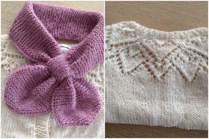 Babyhalstørklæde