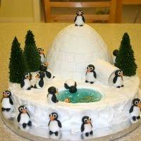 40 Ιδέες για χριστουγεννιάτικα γλυκά και τούρτες! | Φτιάξτο μόνος σου - Κατασκευές DIY - Do it yourself