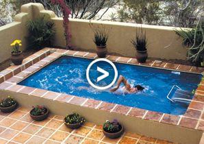 Demandez une pochette de présentation d'idées gratuite d'Endless Pools