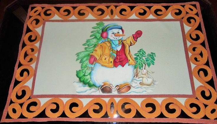 Pintura navideña