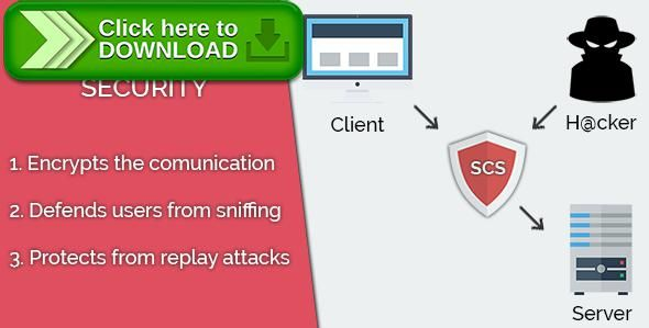 [ThemeForest]Free nulled download SCS Web Security - SSL Alternative & More from http://zippyfile.download/f.php?id=53122 Tags: ecommerce, asymmetric encryption, client security, encrypt, encrypt communication, private key, public key, scs, security, server-side security, sniffers security, ssl, ssl alternative, symmetric encryption, tls alternative, website security