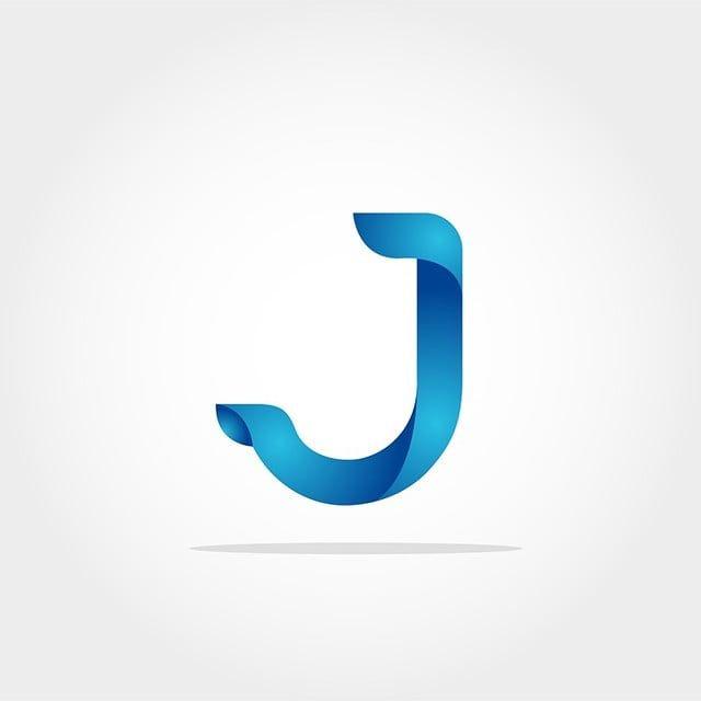 Letter J Logo Template Design Desain