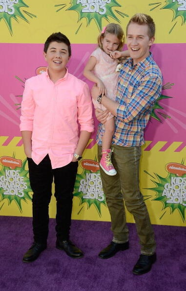mia talerico / jason dolley / bradley steven perry / good luck charlie