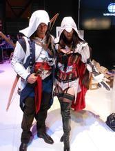 Ezio Auditore da Firenze Cosplay from Assassins Creed
