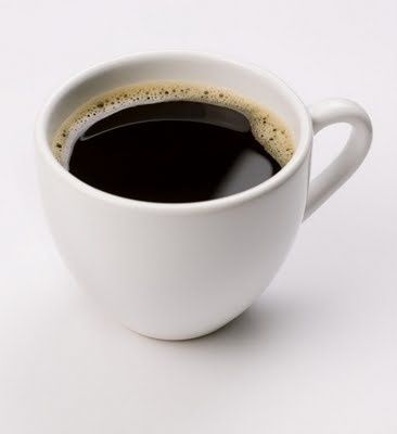 I drink black coffee because I love it. Talking about how I drink black coffee, that is