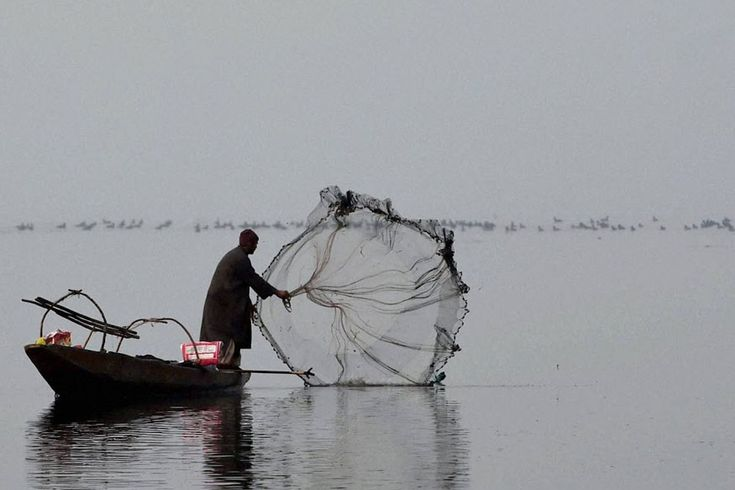 Fishermen from Pakistan and India are frequently detained for illegally fishing in each other's territorial waters since the Arabian Sea does not have a clearly defined marine border and the wooden boats lack the technology to avoid being drifted away. Read this full article on news18.com