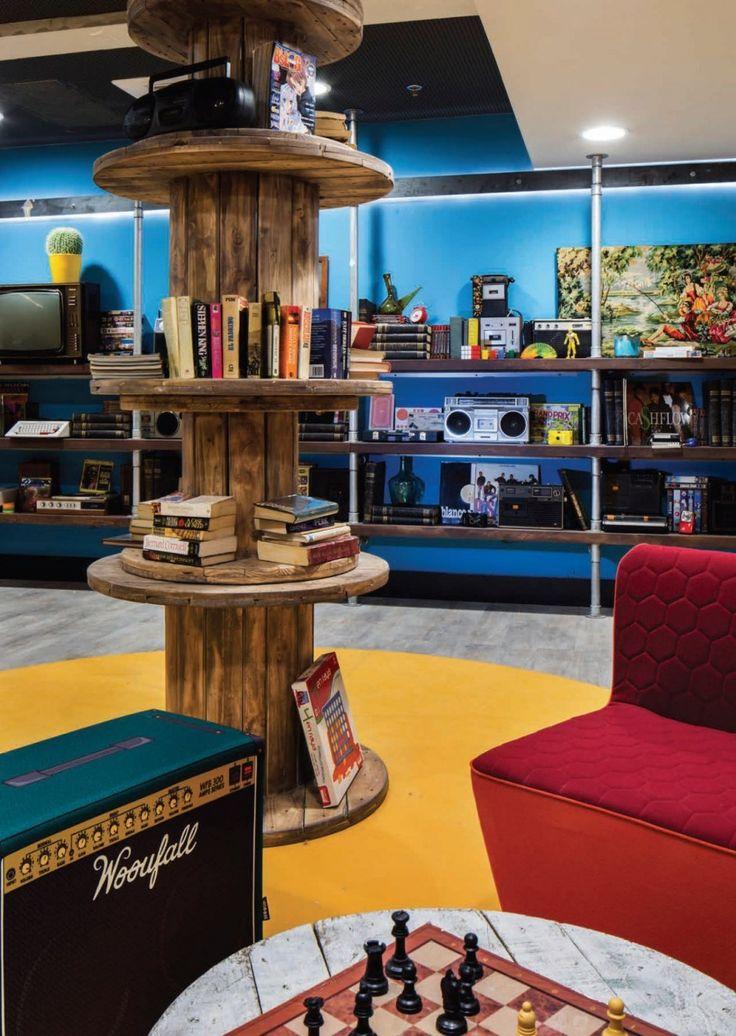 Generator Hostel Barcelona - The Design Agency