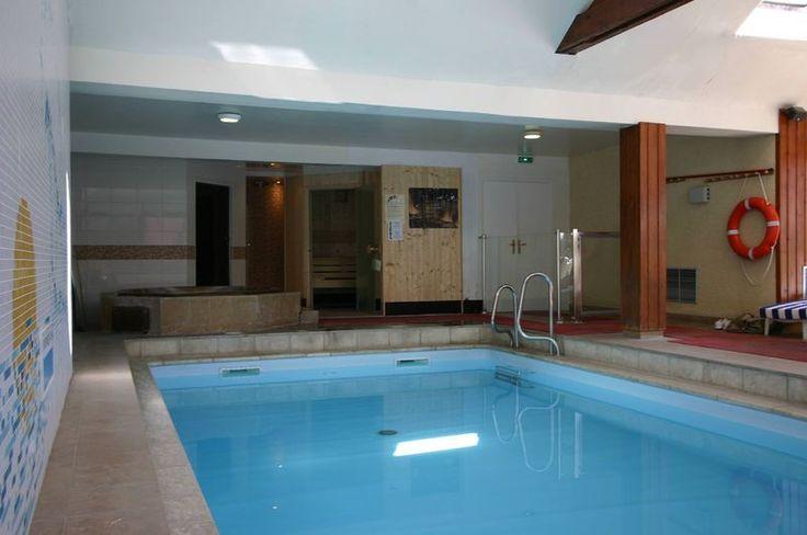 HÔTEL LE CLOS DEAUVILLE SAINT-GATIEN !  Un spa agréable et chaleureux