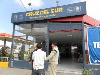 Peru Travel Tips 101: Using Cruz Del Sur