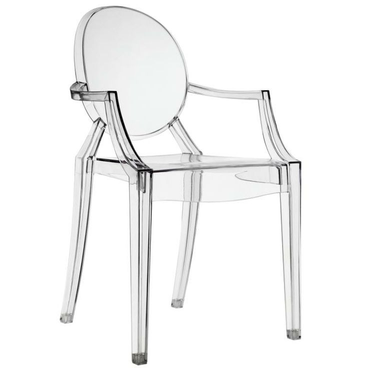 Ghost chair for office
