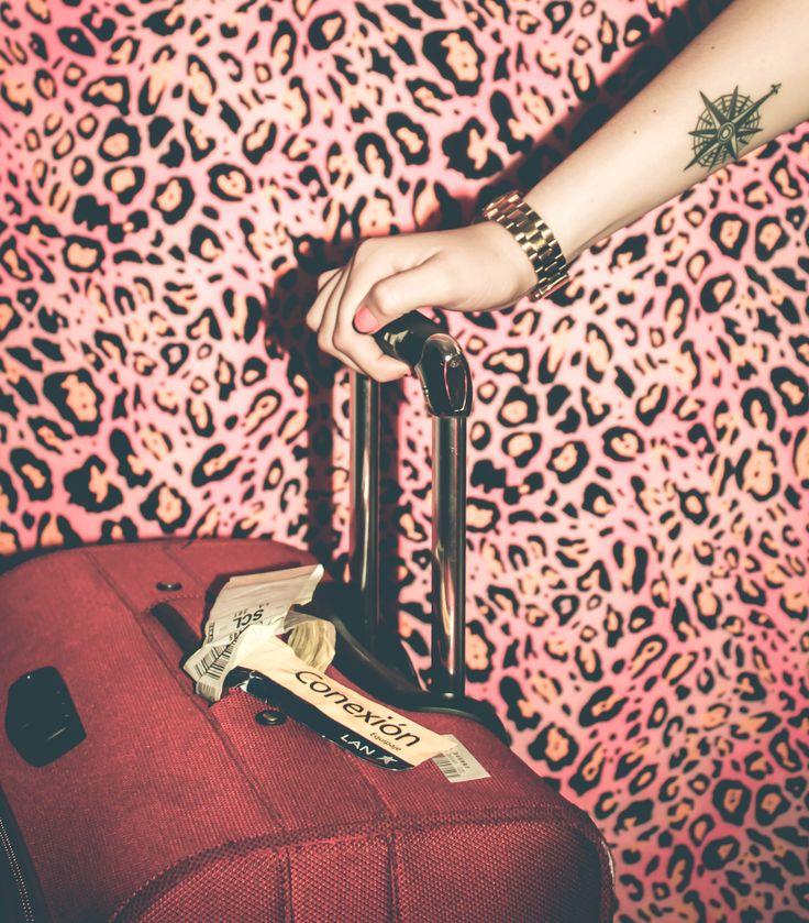 #travel #maleta #tattoo