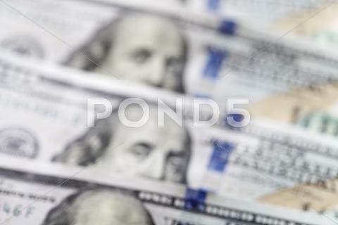 New hundred dollar bill closeup Stock Photos #AD ,…