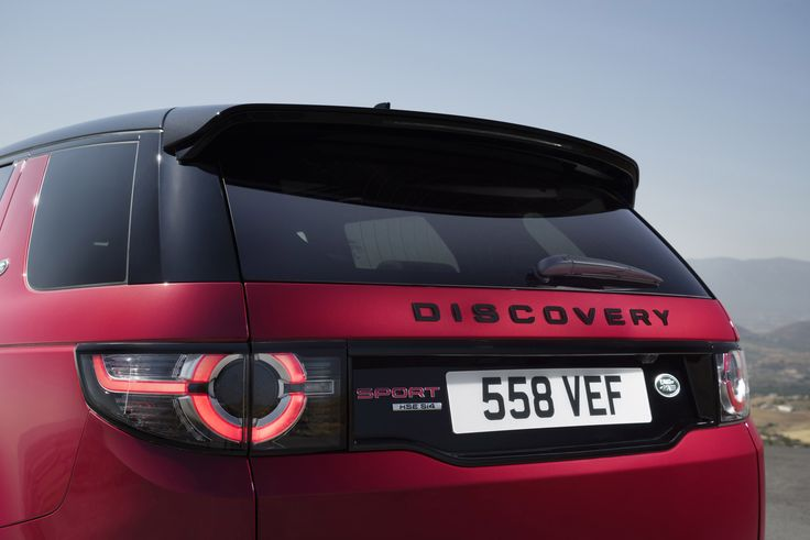 2016 Land Rover Discovery Sport Dynamics, 9 of 10