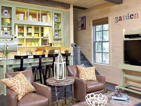 34 best Cottage / Cabin Decorating Ideas images on Pinterest | Homes ...