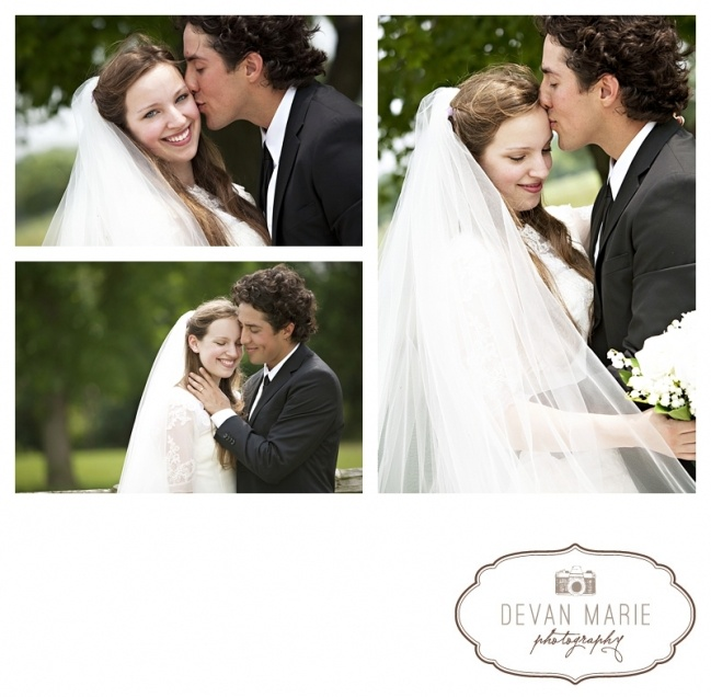 Nauvoo temple wedding pictures