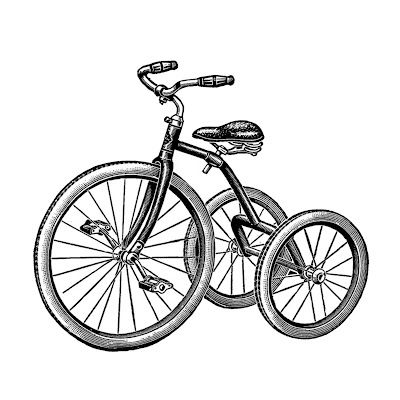#Free #vintage #bicycle #graphic #Printable #Imprimible #bicicleta #DescargaGratis