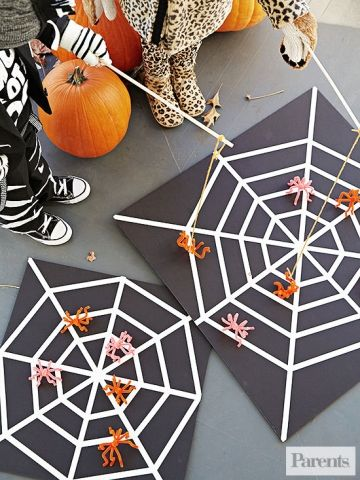 8 Fun (& Spooky) Ideas for a Trick-or-Treating Pre-Party - Parents.com More