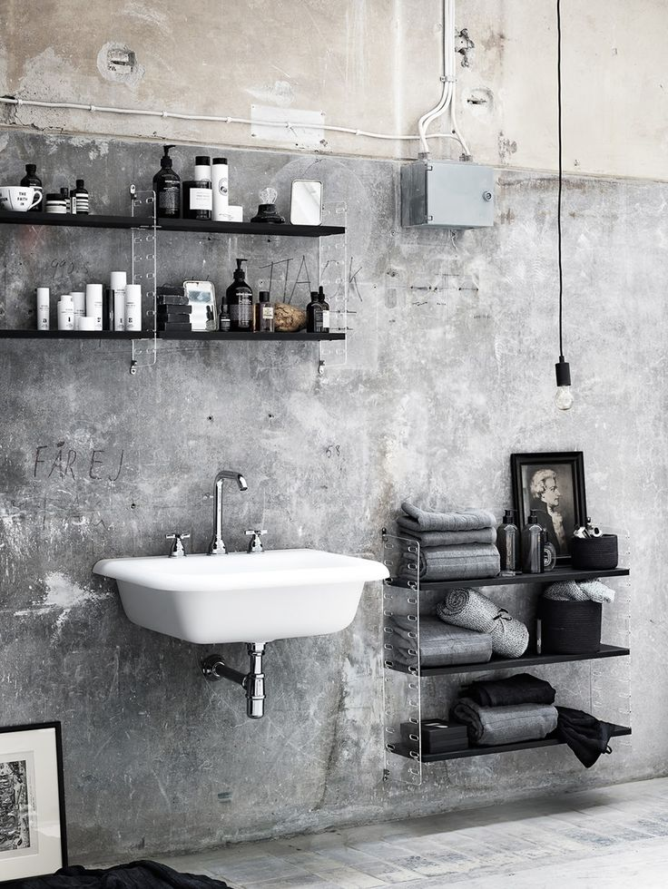 25+ Best Industrial Bathroom Ideas On Pinterest | Industrial Bathroom  Design, Farmhouse Toilet Paper Holders And Industrial Pipe Part 24