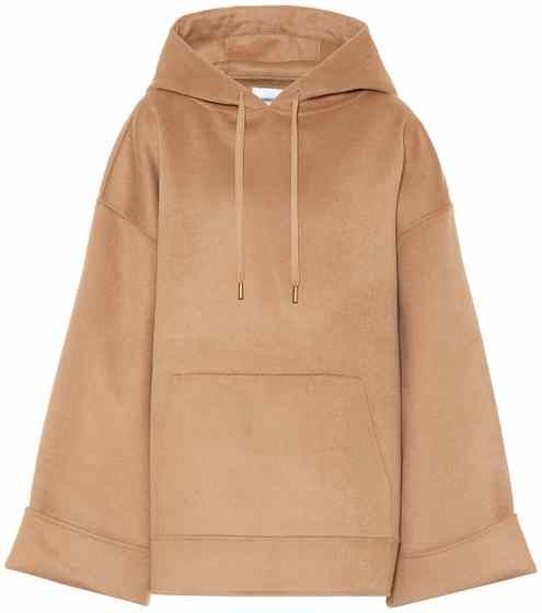 Nanushka Hoodie Dream Pinterest And Silk Oversized Wool Luz Closet IAX7Yw