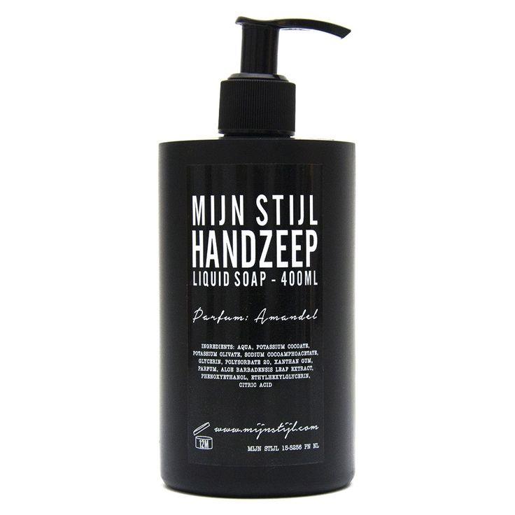 Handzeep Parfum Amandel