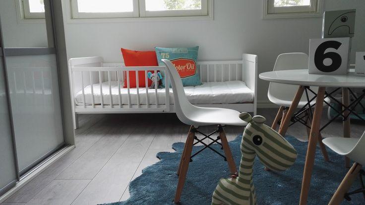 Asuntomessut 2016, Omatalo Armas, lastenhuone