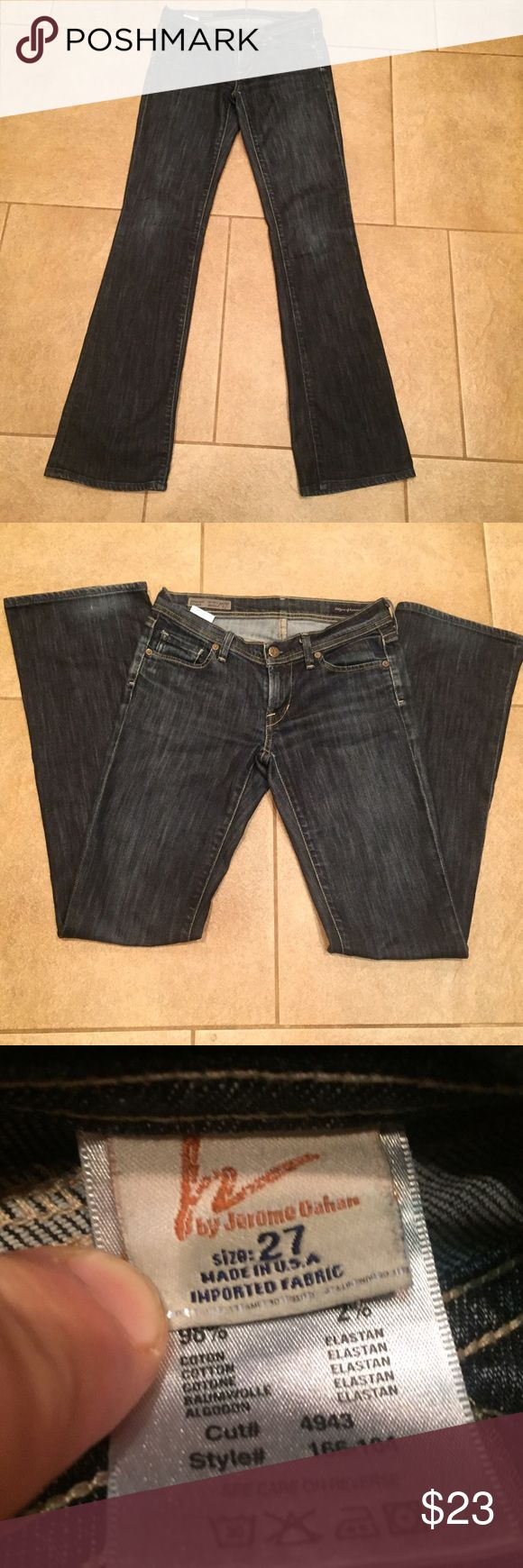 """Citizens of Humanity Jeans 27"""" x 33"""" Citizens of Humanity Electric Guitar Bootcut Jeans Citizens of Humanity Jeans Boot Cut"""