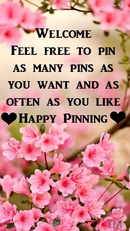 Welcome To My Boards... Feel free to pin as many pins as you want and as often as you like ♥ Donna ♥