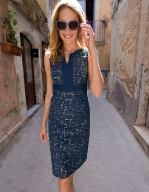 Boden...haven't really tried them, but like this dress.