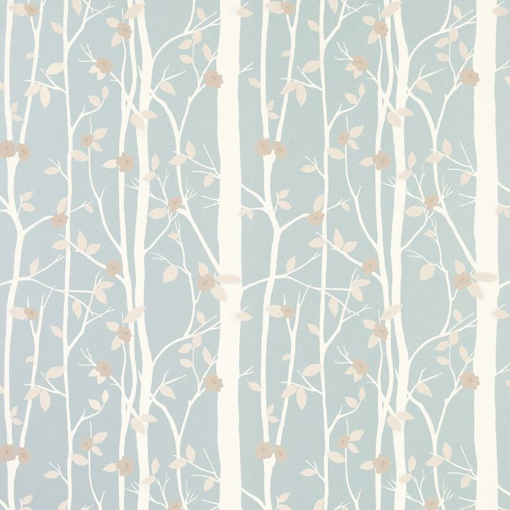 Cottonwood Duck Egg Leaf Wallpaper ProductView|3534845|Cottonwood Duck Egg Leaf Wallpaper|40.00|hfwallpapers| With its attractive leaf design, this printed washable wallpaper features pearlescent inks. Washable and suitable for all rooms and well ventilated kitchens and bathrooms. £40.00 per Roll