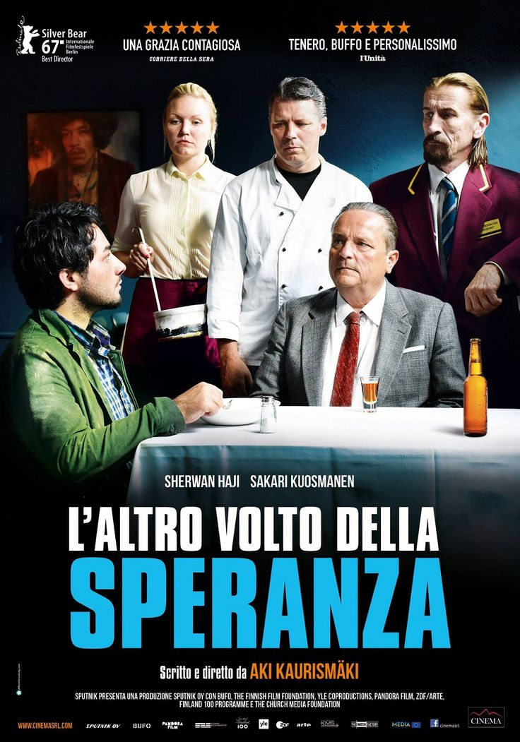 L'altro volto della speranza | Poster Italiano