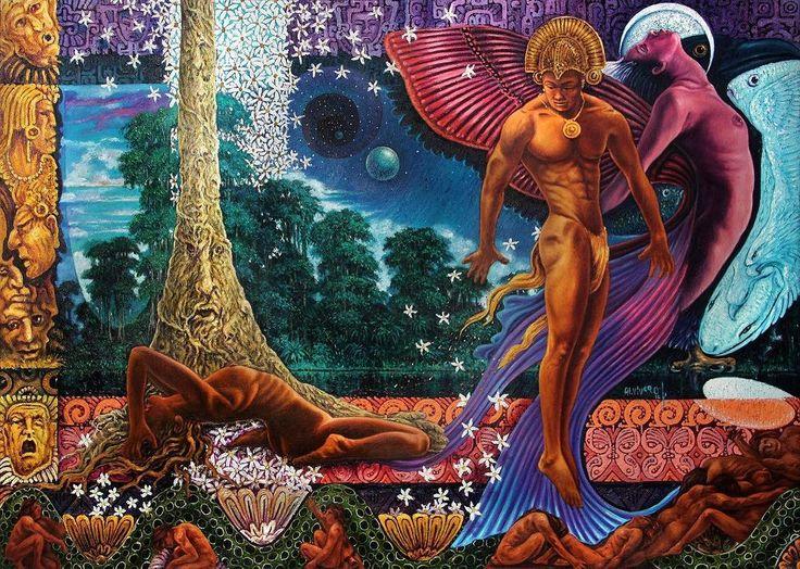 Trilogía Celeste. #Alvivero #alma #visión #remedio