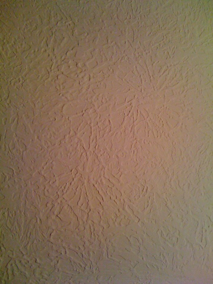 Picture of stomp knockdown drywall texture 12