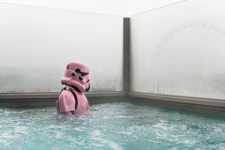 PINK STORMTROOPER OF SWEDEN I send you a letter through the thermohaline circulation  http://www.3vaningen.se