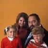 A Family Affair Anissa Jones, Johnny Whitaker, Kathy Garver, Sebastian Cabot July 1968