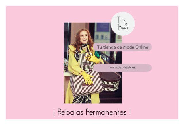 REBAJAS TODO EL AÑO by sabe-bela on Polyvore featuring moda