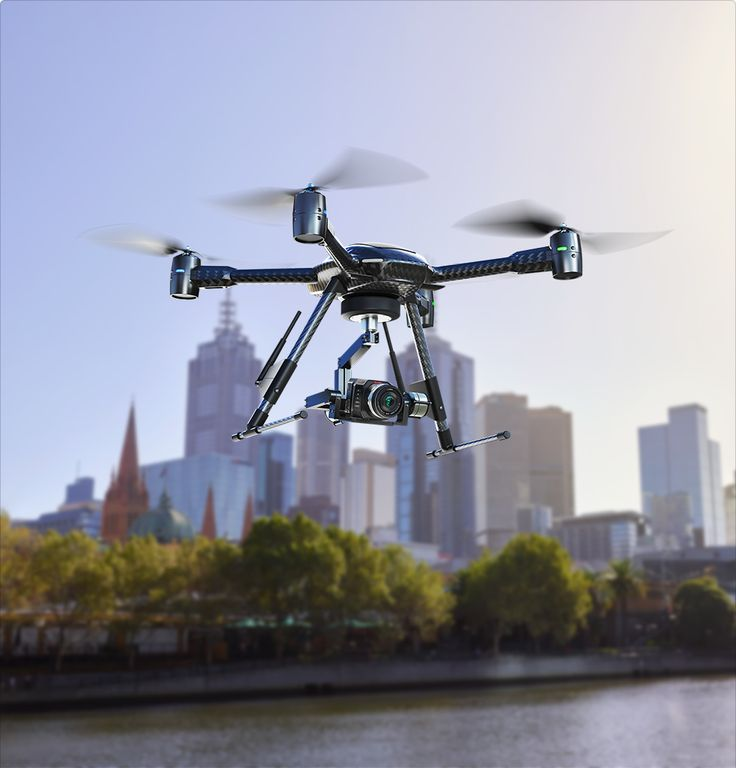 Blackmagic Micro Cinema Camera - Drone camera with Sbus and pwm control over focus and zoom