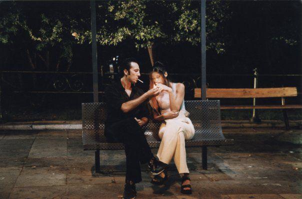 Τα «Φθηνα Τσιγάρα» του Ρένου Χαραλαμπίδη με την Άννα Μαρία Παπαχαραλάμπους.