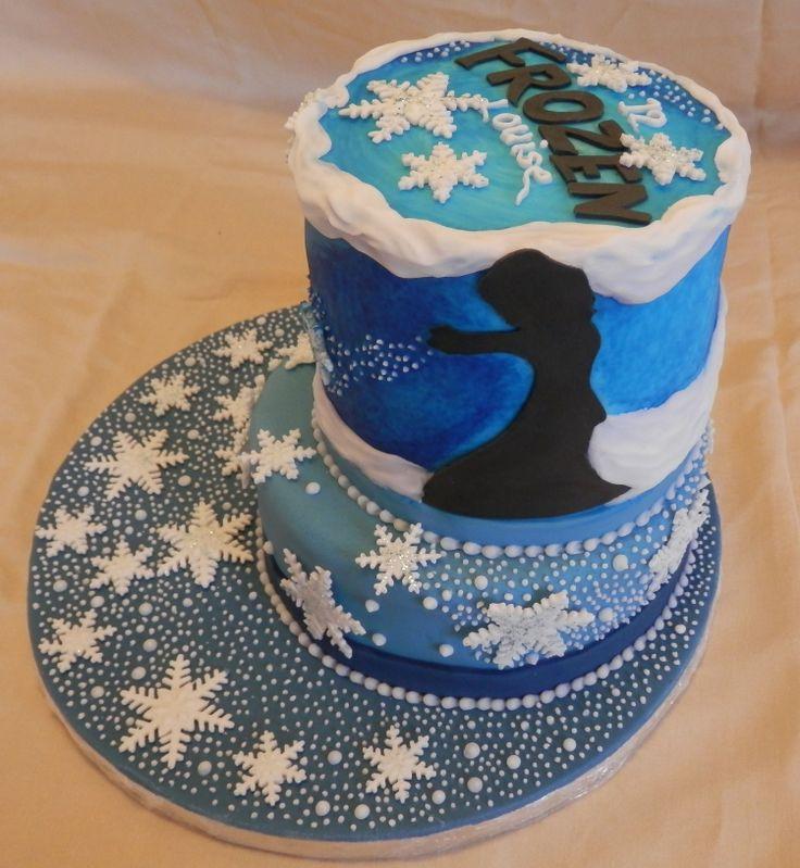 Disneys Frozen Cake