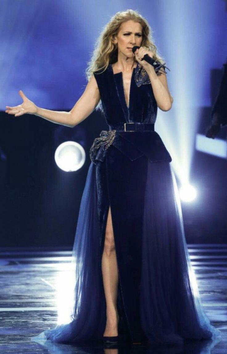 Cèline Dion. Major style icon.
