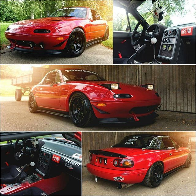 Best 25 Mx5 Na Ideas On Pinterest Monster Miata Mazda Miata And Mx5 Mazda